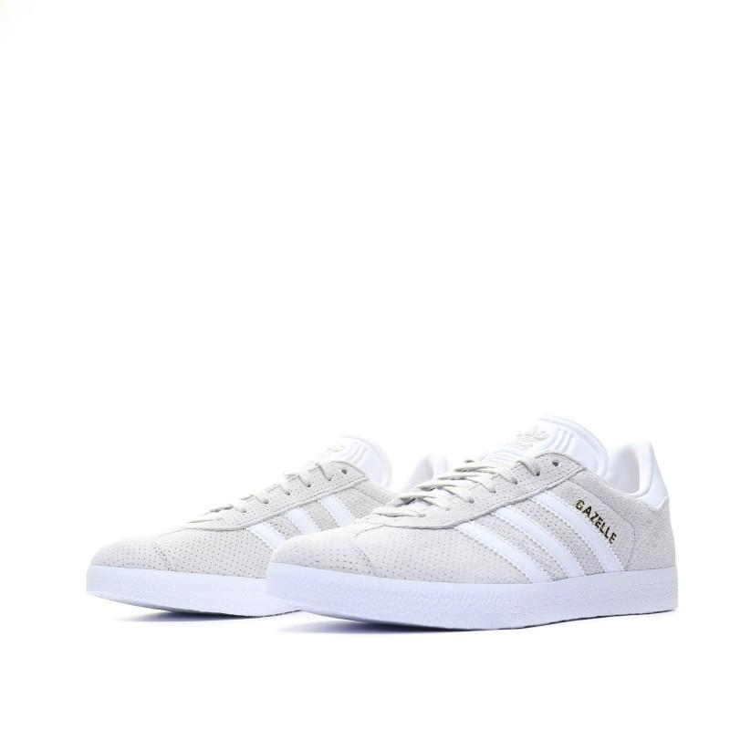 Adidas Femme Beige Pas Espace Des Cher Marques Gazelle Baskets QChxrdts