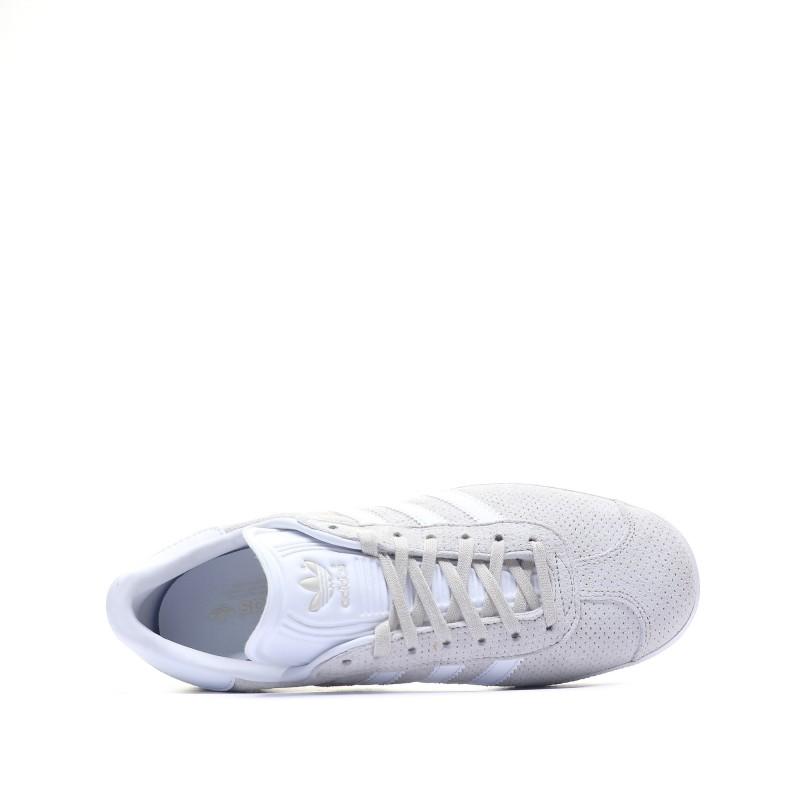basket gazelle adidas femme beige