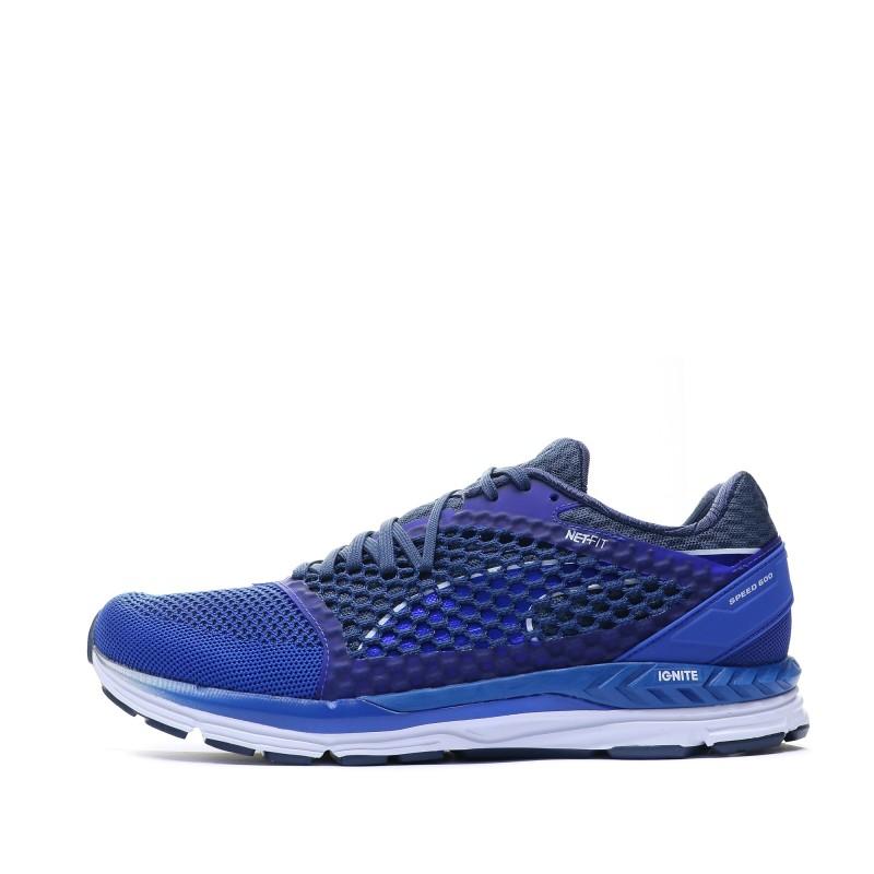 Speed 600 Ignite Homme Chaussures de running bleu Puma pas