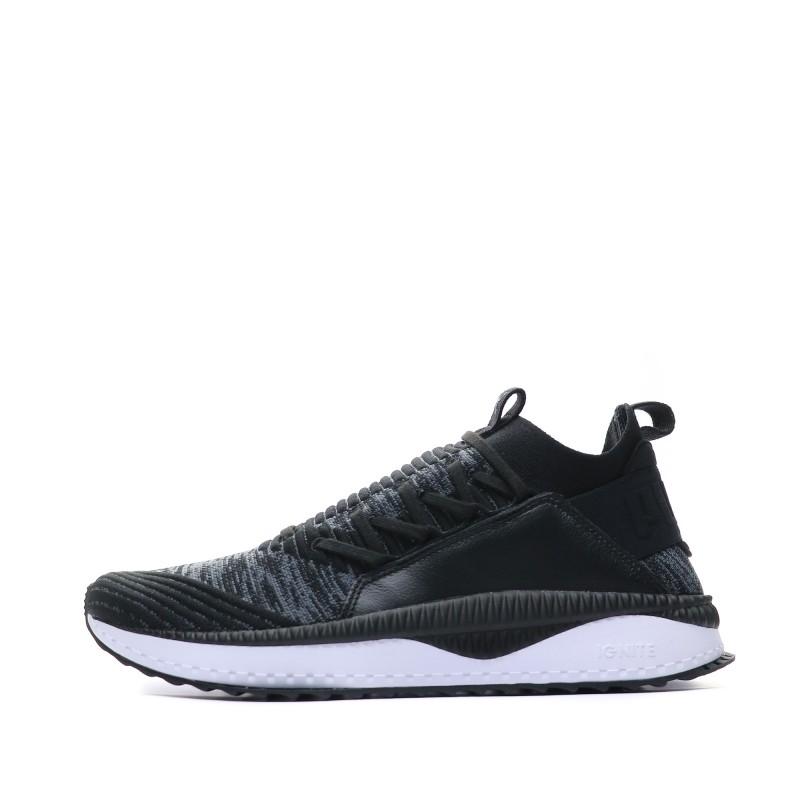 basket hommes noir puma