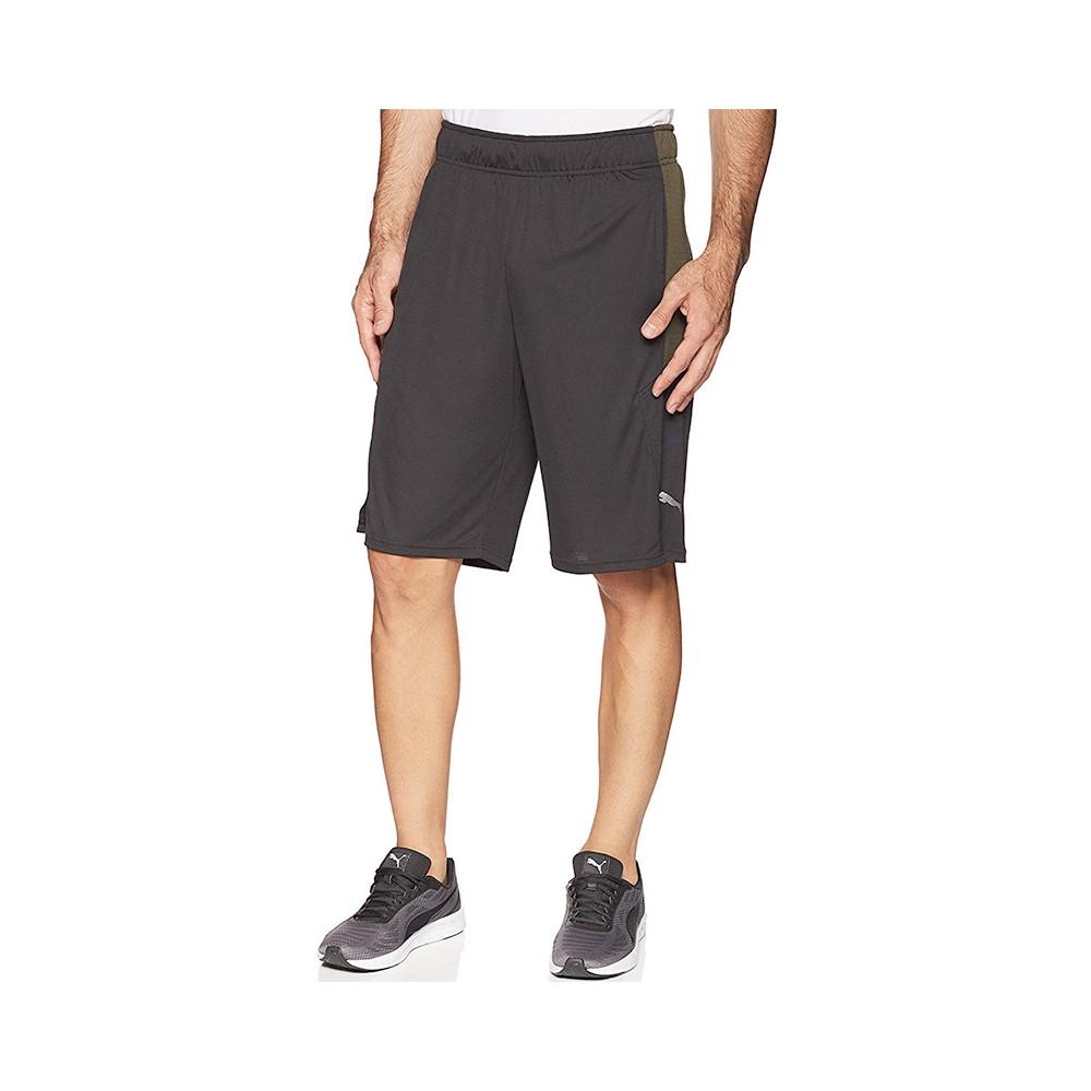 Details about Black Shorts Khaki Man Puma NRG Black