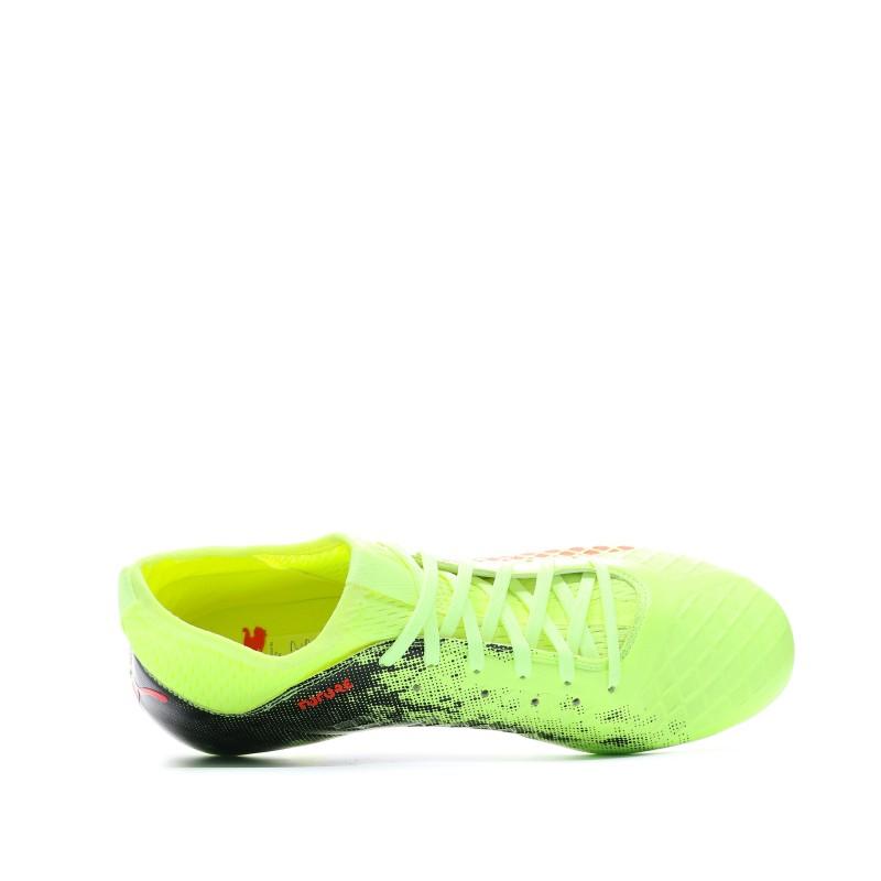 puma chaussures jaune