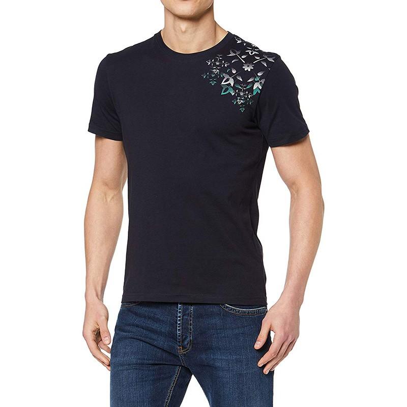 78af2880d9 Tee-shirt Homme marine Oxbow Pas cher | Espace des Marques