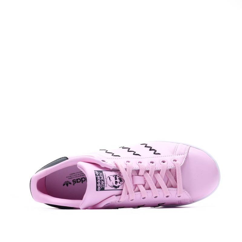 adidas femme stan smith violet