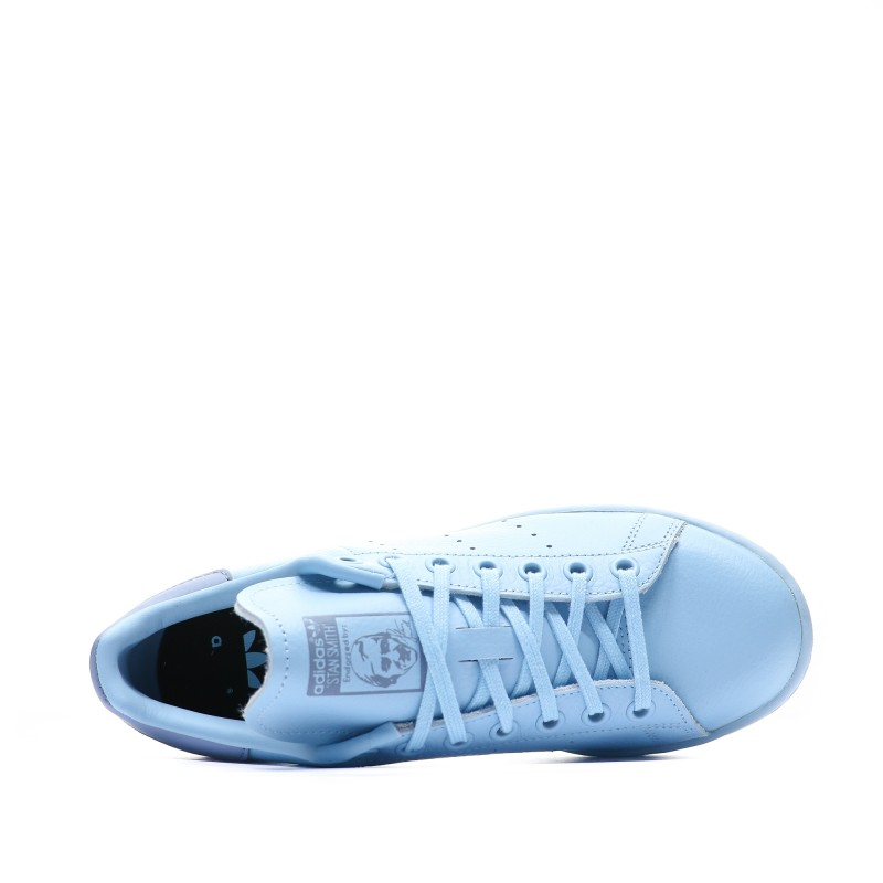 Stan Smith Baskets bleu junior Adidas