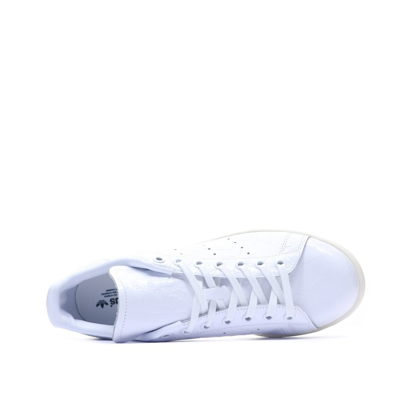 Stan Smith Baskets blanches femme Adidas pas cher | Espace des Marques