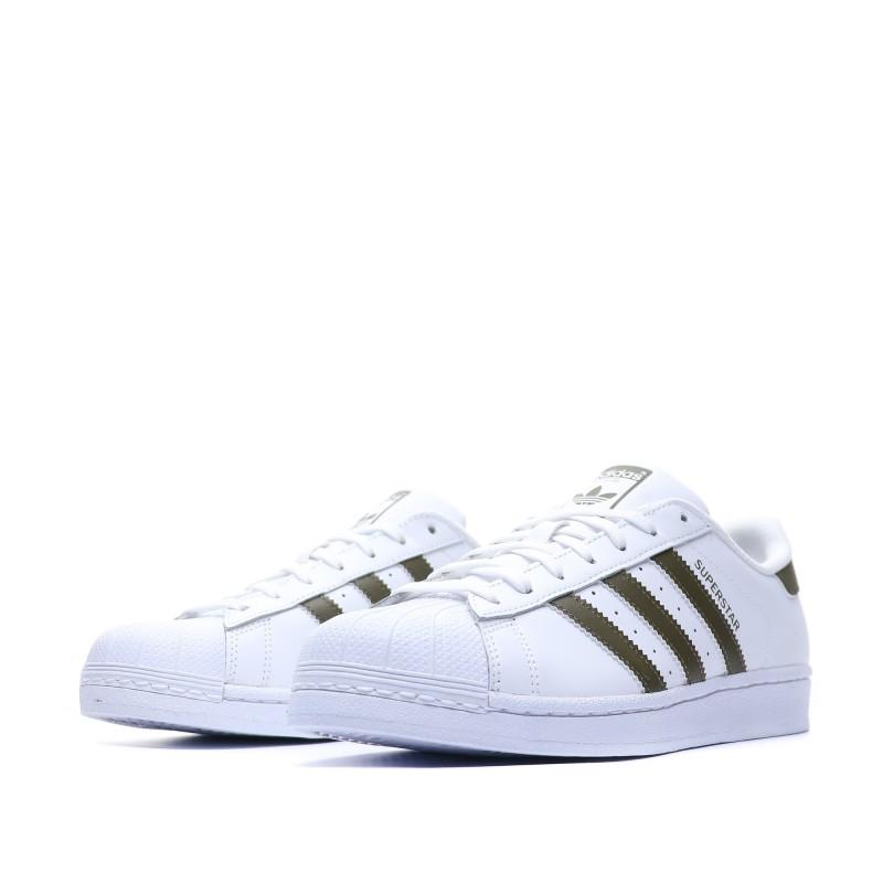 superstars adidas blanche
