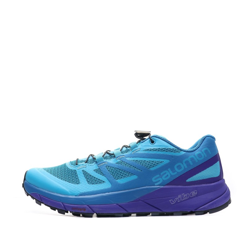Salomon Sense Ride Chaussures Trail femme pas cher | Espace des Marques