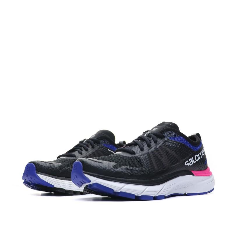 chaussure runing salomon noir