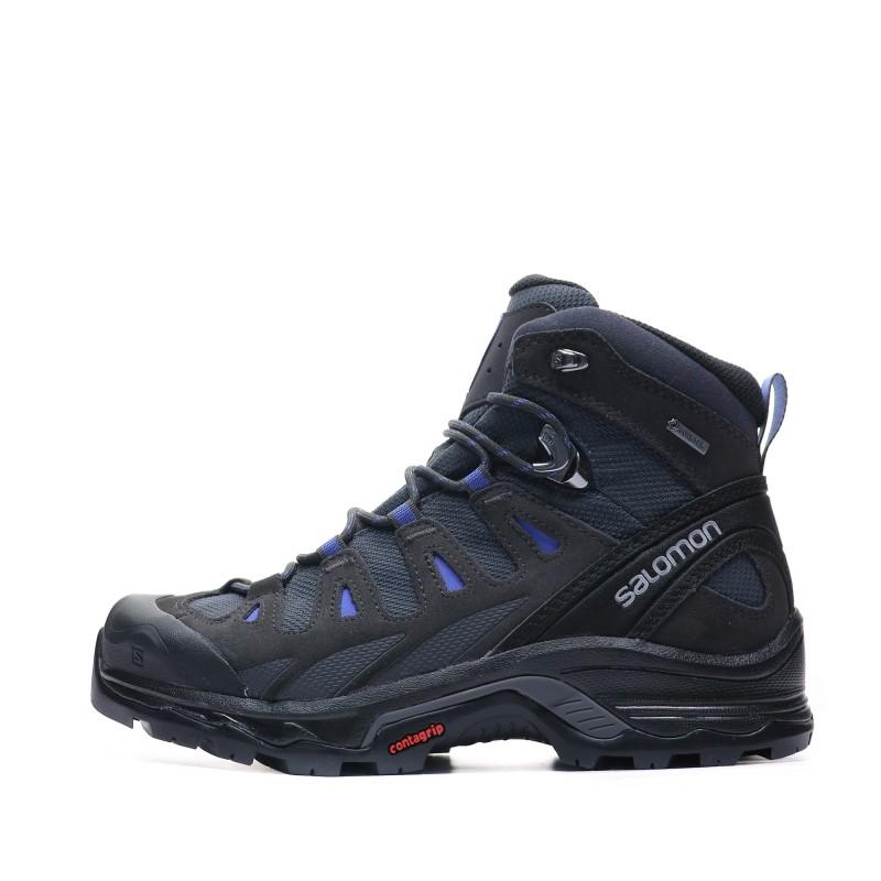 Qsport SALOMON Chaussure de randonnée Gore Tex Quest Prime