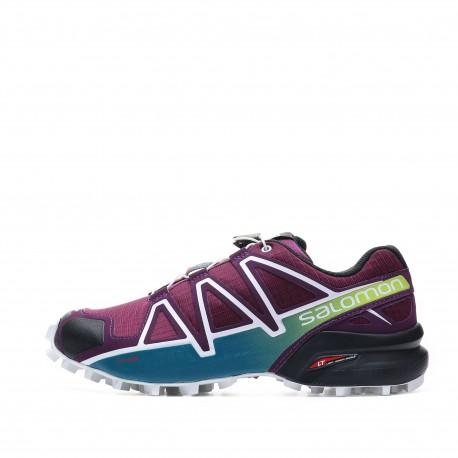 Salomon Speedcross 4 Femme Chaussures Trail violet | Espace des Marques