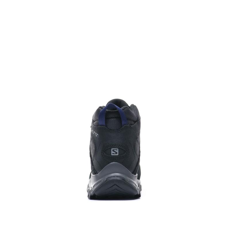 Salomon Vandom Mid 2 Chaussures Randonnée noir pas cher