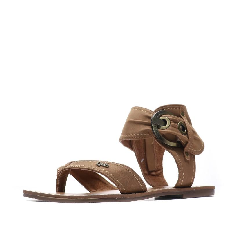 Marques Pas Sandales Camel Cher Femme Espace Des oeBWxrdC