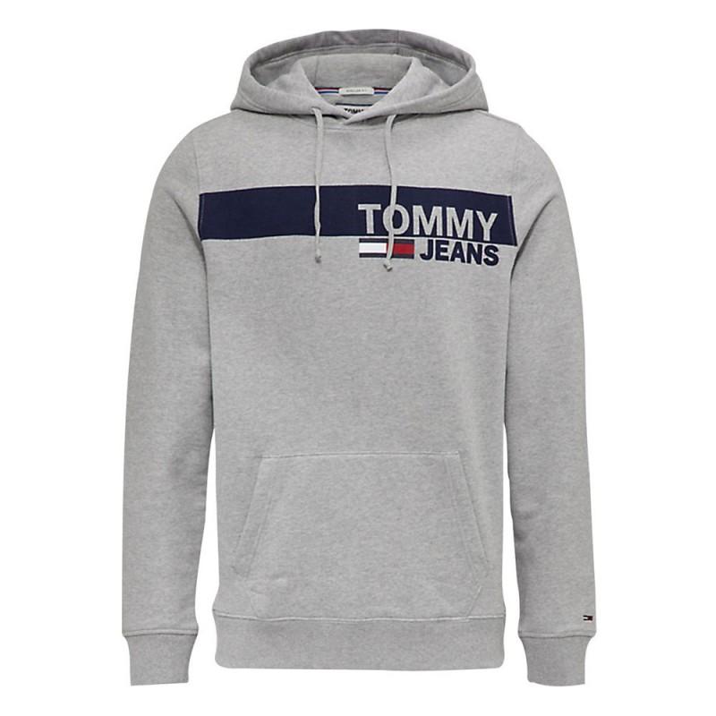 CherEspace Jeans Des Pas Gris Tommy Sweat Homme Marques nONkw0PX8
