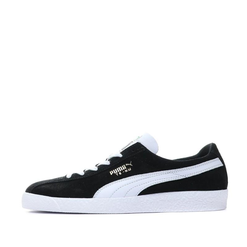 Puma Te Ku Prime noire et or Chaussures Baskets homme