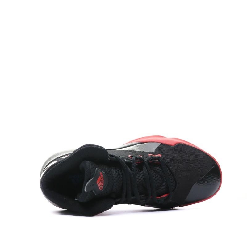 Chaussures Noir Junior Adidas Basketball CherEspace Marques Pas Des wX0OPk8n