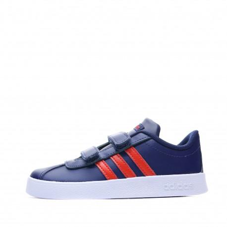 Baskets bleu garçon Adidas pas cher | Espace des Marques