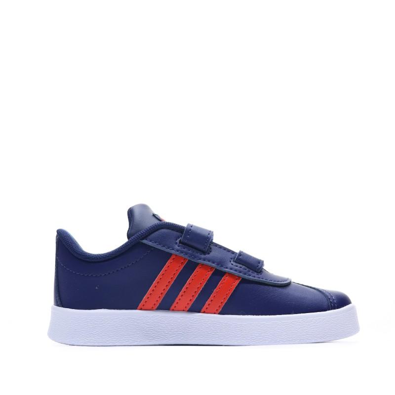 chaussures basses adidas bte vl court 2.0