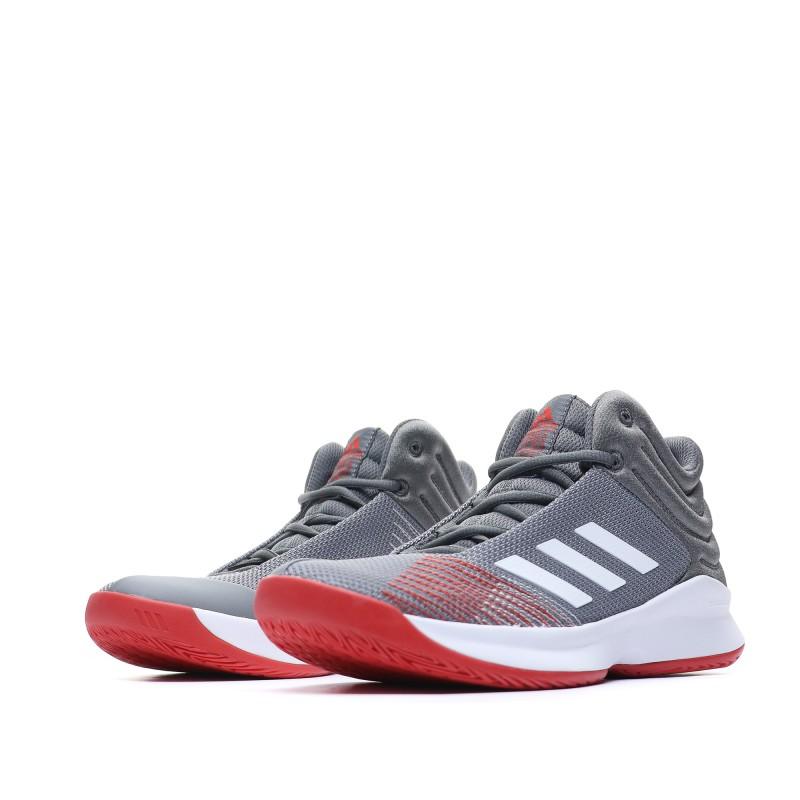 Adidas Basketball Spark Chaussures Pro gris enfantEspace OPkn0w
