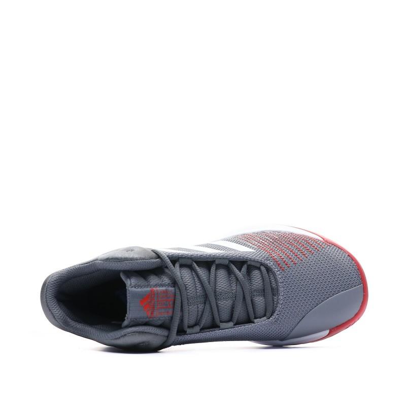 Adidas Pro Spark Chaussures Basketball gris enfant | Espace des Marques