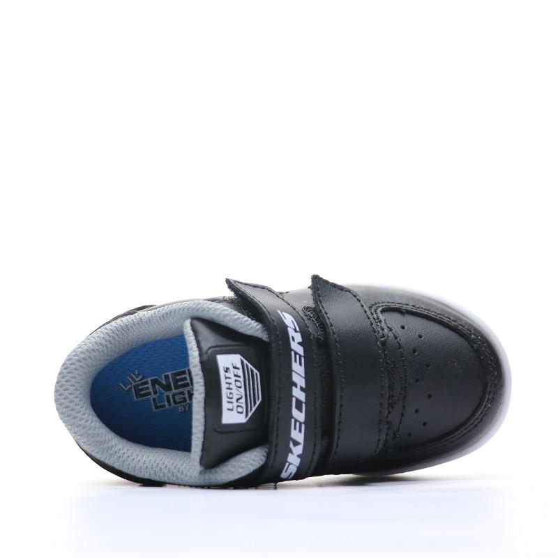baskets lumineuses garçon Skechers Pas cher | Espace des Marques