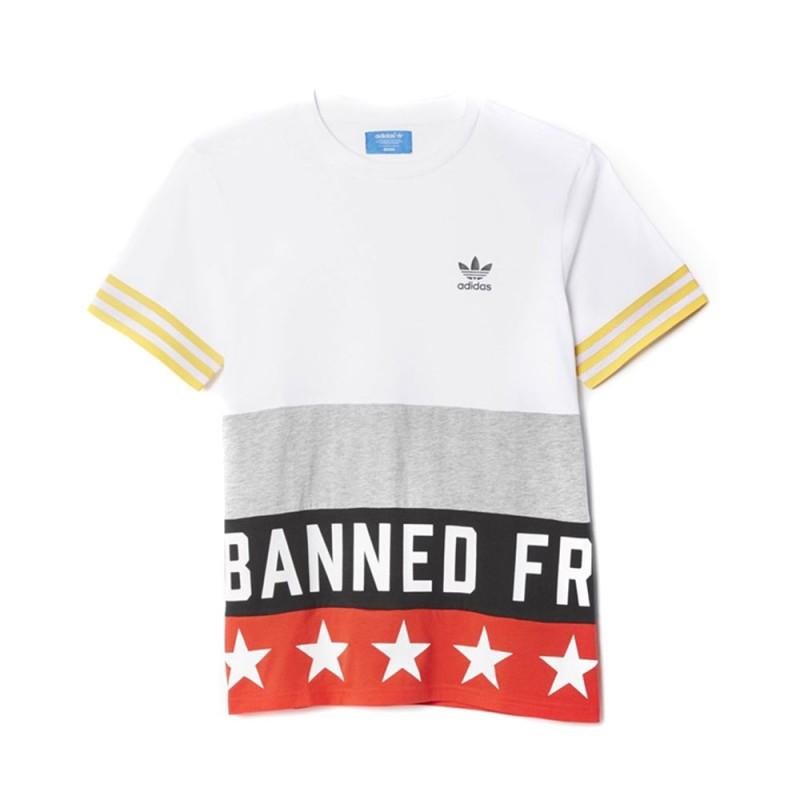 Adidas Femme Marques T Ora Shirt Blanc Rita Pas Des CherEspace tQrdsxhC