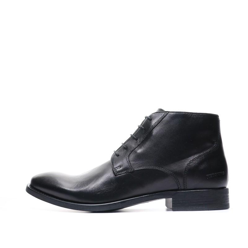 Pas Marques Montantes Redskins Chaussures Noir CherEspace Des Homme AR35L4j