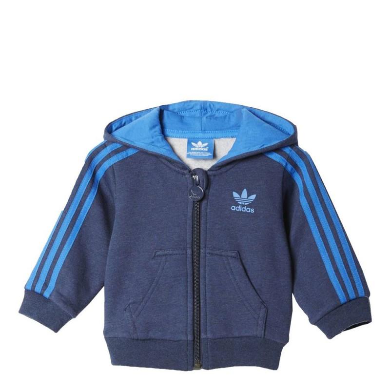 Survêtement bleu bébé Adidas pas cher | Espace des Marques