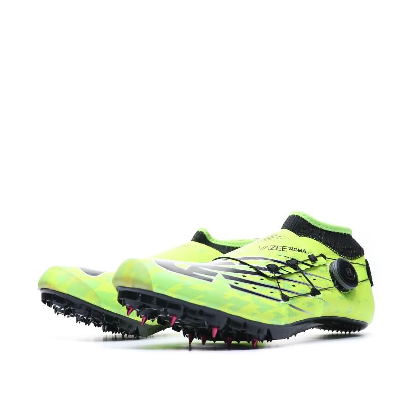 en soldes 6f35c d768e USD200 Chaussures pointes jaune homme New Balance | Espace ...