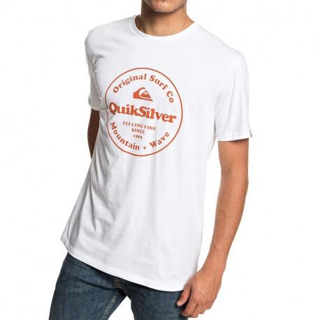 tee shirt quiksilver homme