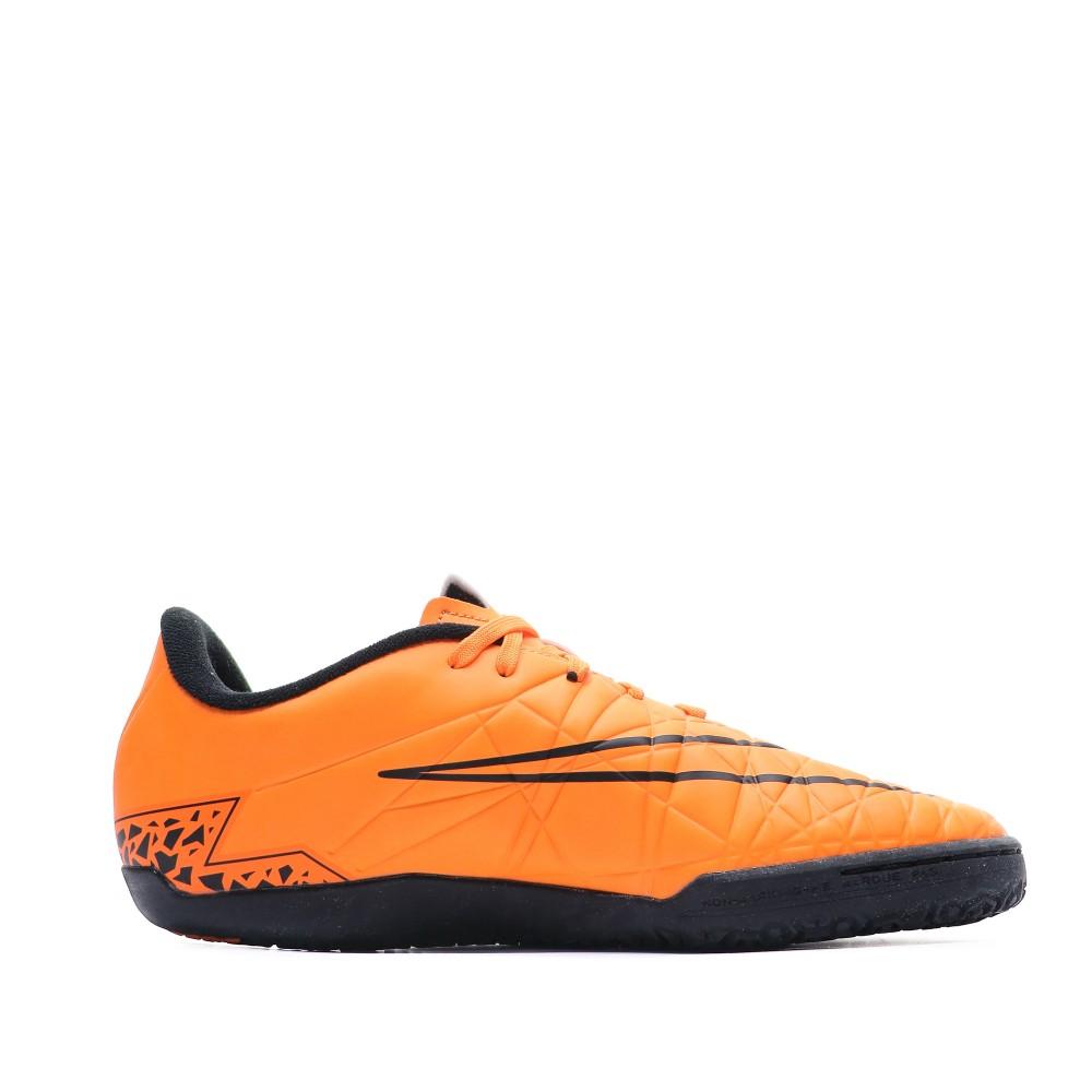 IC Futsal sur Hypervenom Phelon Chaussures Orange II Nike