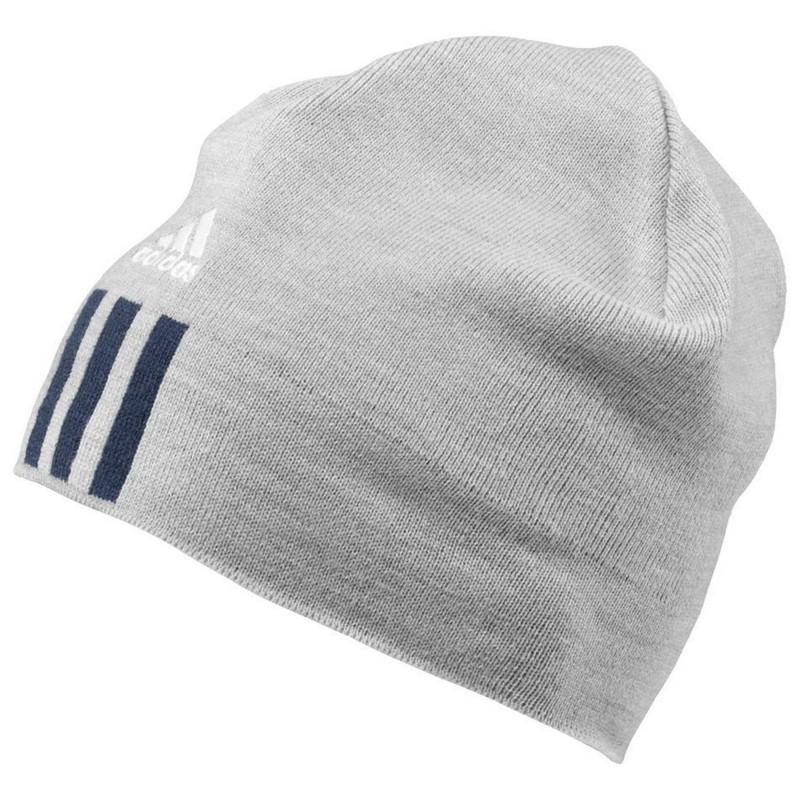 Bonnet gris homme Adidas pas cher | Espace des Marques