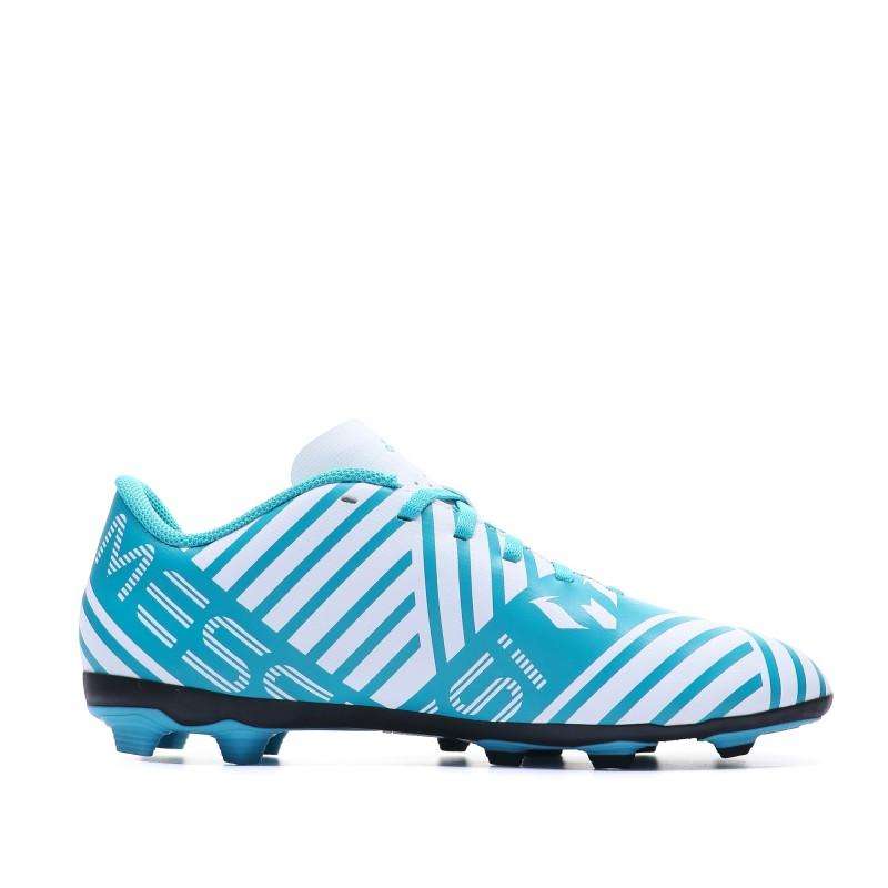 Adidas Nemeziz Messi 17.4 FG Chaussures de foot enfant|Espace des Marques