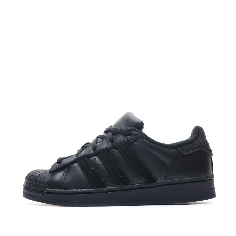 adidas superstar noir garcon