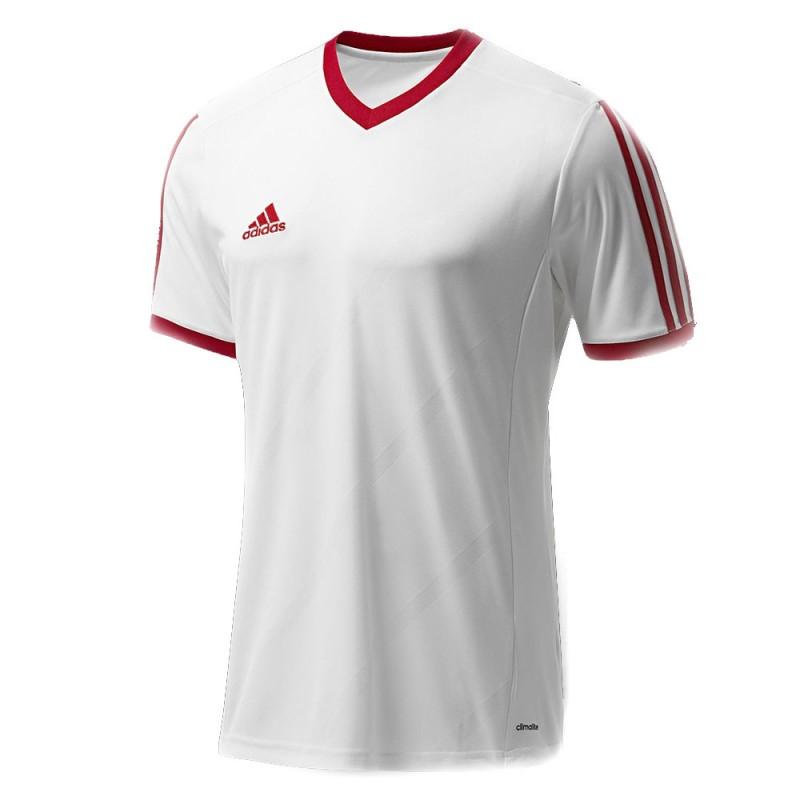 Maillot de foot blanc homme Adidas Tabela pas cher | Espace des Marques