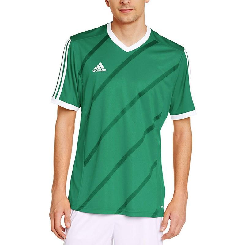 Maillot de foot vert homme Adidas Tabela pas cher | Espace des Marques