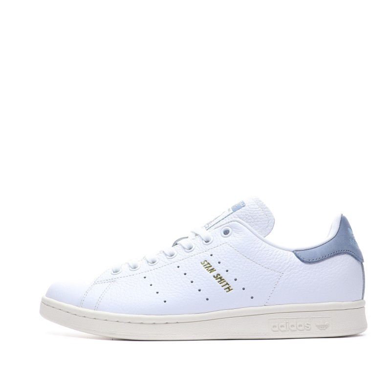 adidas stan smith sneakers basses garçon blanc