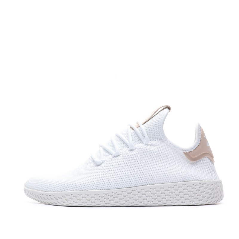 grand choix de 3a783 d138e Pharrell Williams Tennis Chaussures homme blanc Adidas pas ...