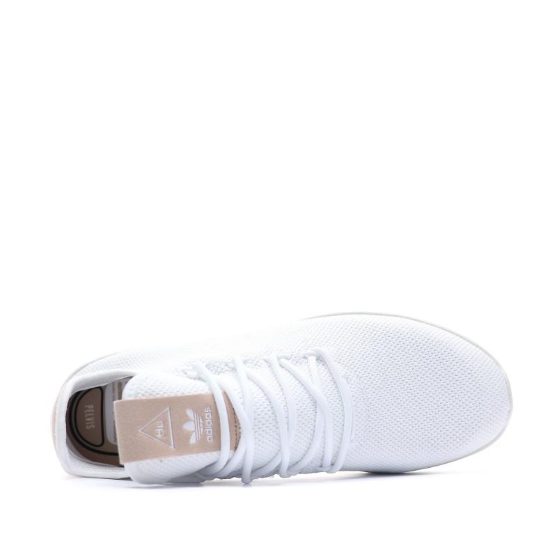 Pharrell Williams Tennis Chaussures homme blanc Adidas pas cher | Espace des Marques