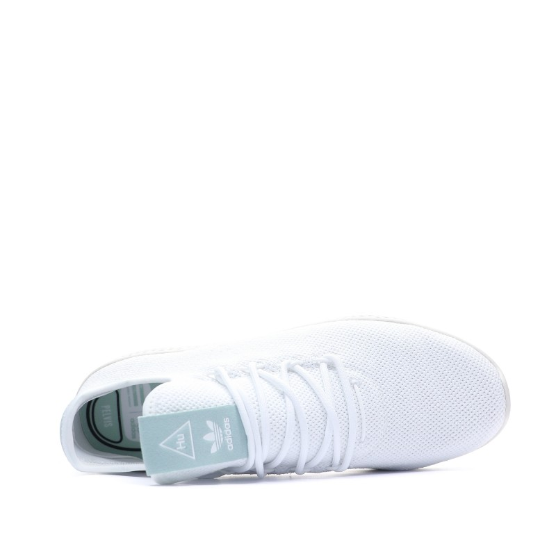 grand choix de 83200 da03a Pharrell Williams Tennis Chaussures homme blanc Adidas pas ...