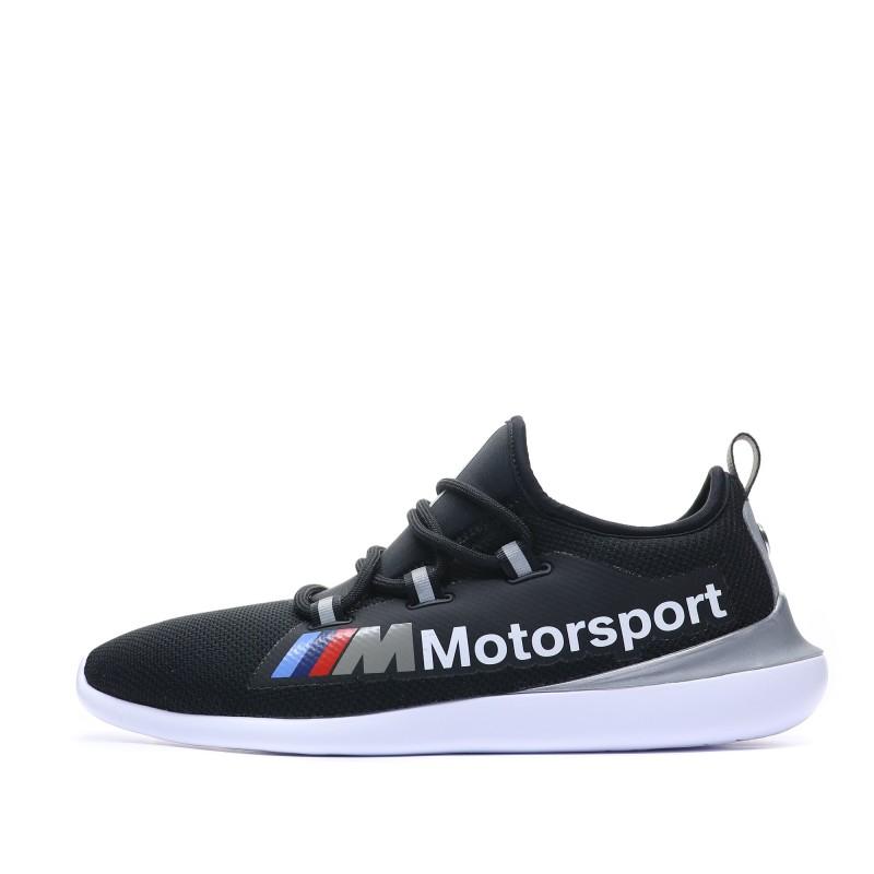 BMW MMS Evo Cat Racer Puma Baskets Noir Homme pas cher