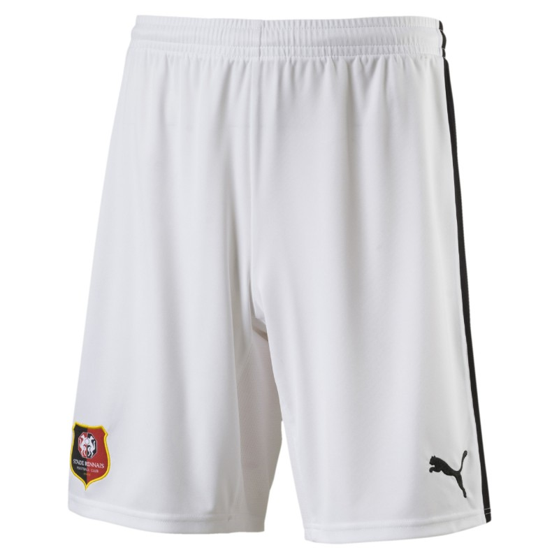 Stade Rennais FC Short de foot blanc homme Puma   Espace des Marques