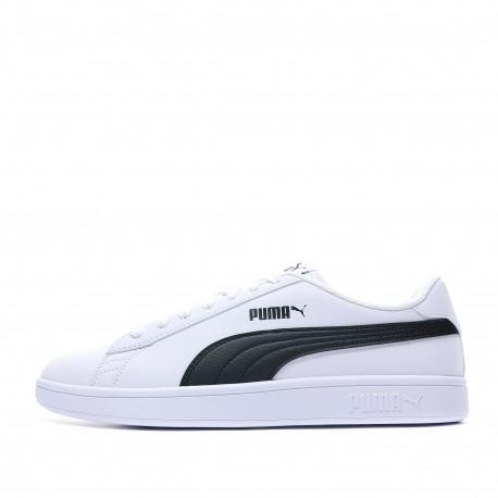 chaussures femme puma blanche