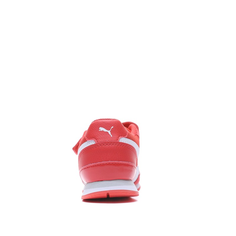 basket puma rouge garcon
