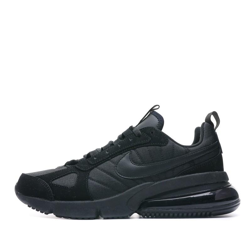 en soldes 0d04d e5592 Air Max 270 Futura Nike Baskets Noir Homme pas cher | Espace ...