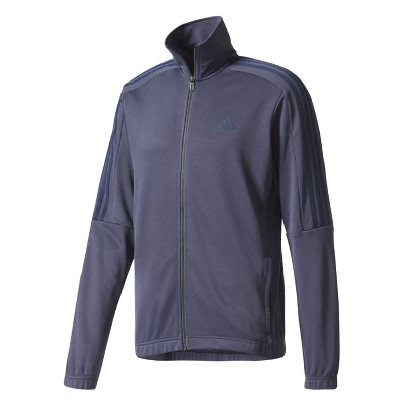 bas prix 4ecdb dc79f Survêtement bleu marine homme Adidas pas cher | Espace des ...