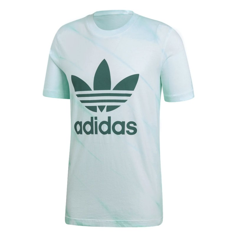 T shirt vert homme Adidas pas cher | Espace des Marques