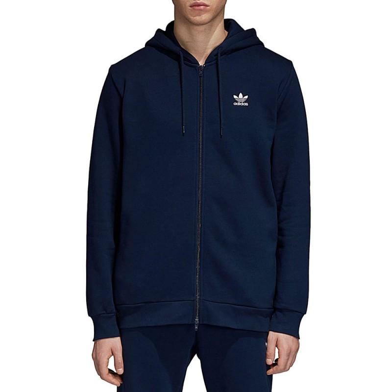 sweat adidas bleu marine homme