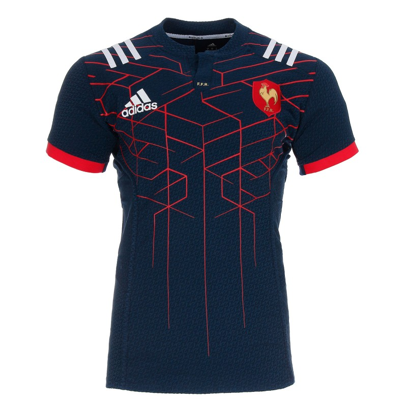 Equipe France Rugby Maillot authentique domicile | Espace des Marques