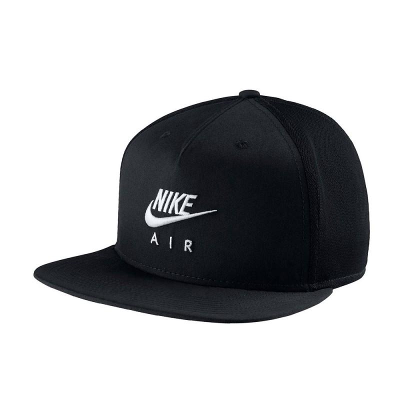 acheter maintenant prix officiel styles de mode Casquette snapback noire homme Nike Air pas cher | Espace des Marques